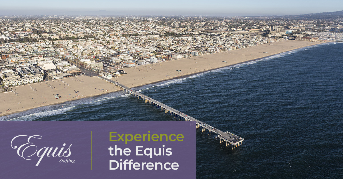 equis staffing summer in silicon beach