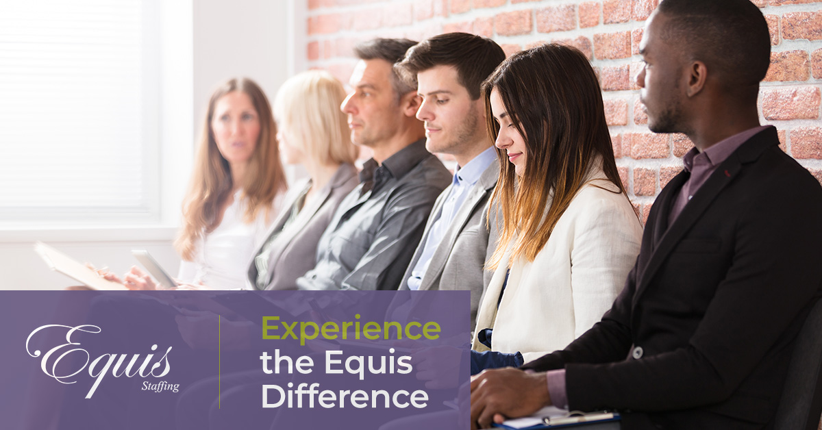 equis staffing attract passive job seekers