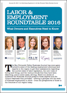 Labor & Employment Roundtable 2016